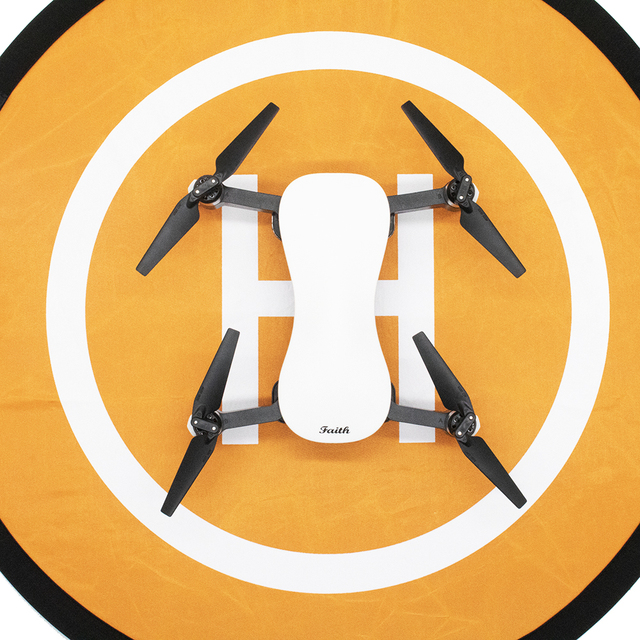 Landing Pads 55cm 75cm 110cm Drone Landing Pads for RC Quadcopters DJI MAVIC MINI PRO SPARK PHANTOM INSPIRE Drone Accessories 5