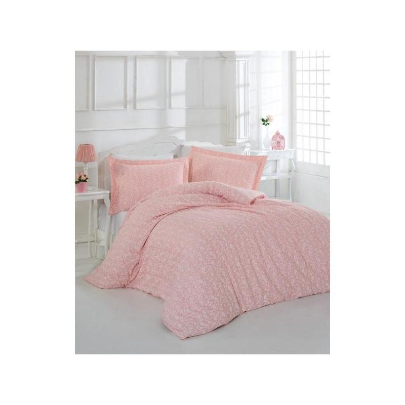 Bedding Set Double-euro ALTINBASAK, PRETTY, Pink