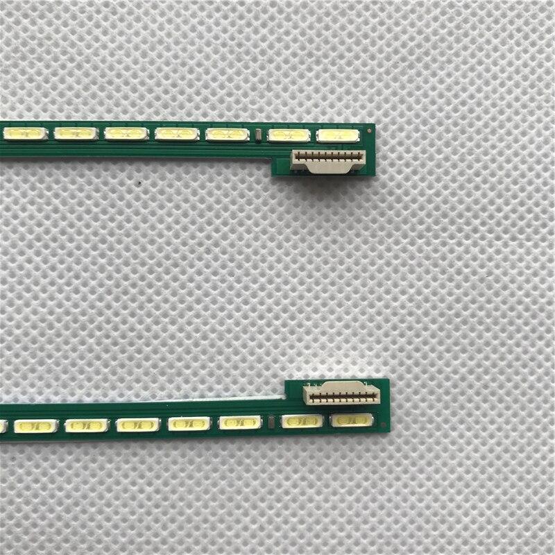 New 604mm LED Backlight Strip 75 Lamp For LG 55