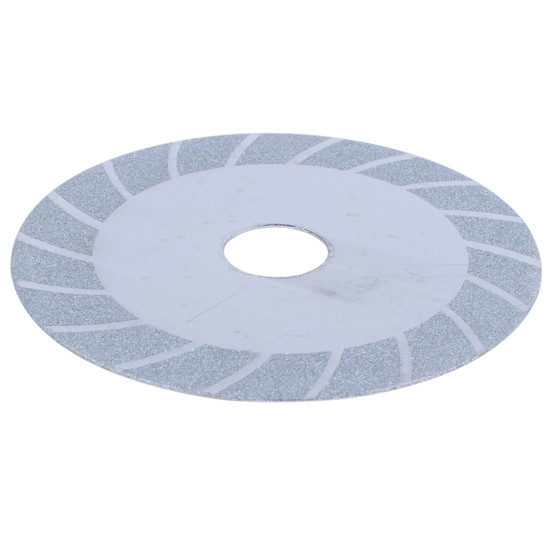 100mm X 20mm X 1mm Double Side Cutting Disc Saw Blade 150 Grit