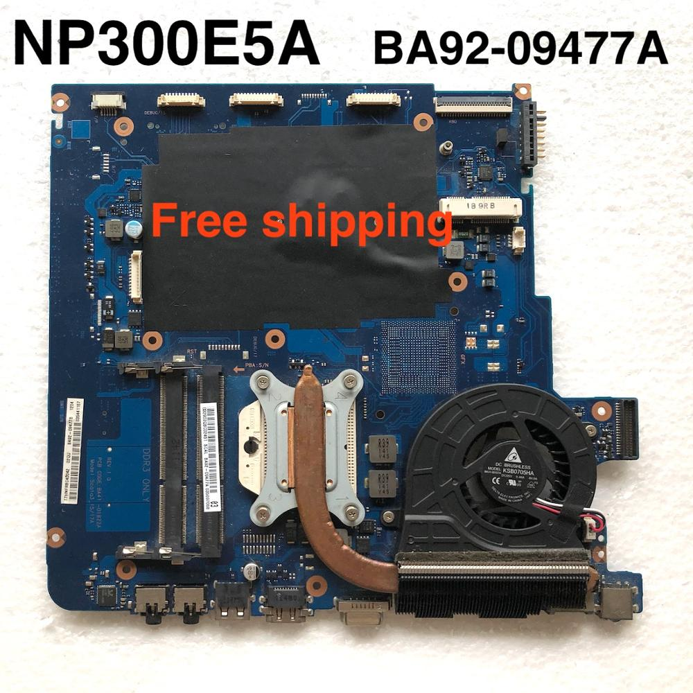 BA92-09477A For Samsung NP300E5C NP300E5X Laptop Motherboard BA92-09477B BA41-01822A Motherboard100%tested Fully Work
