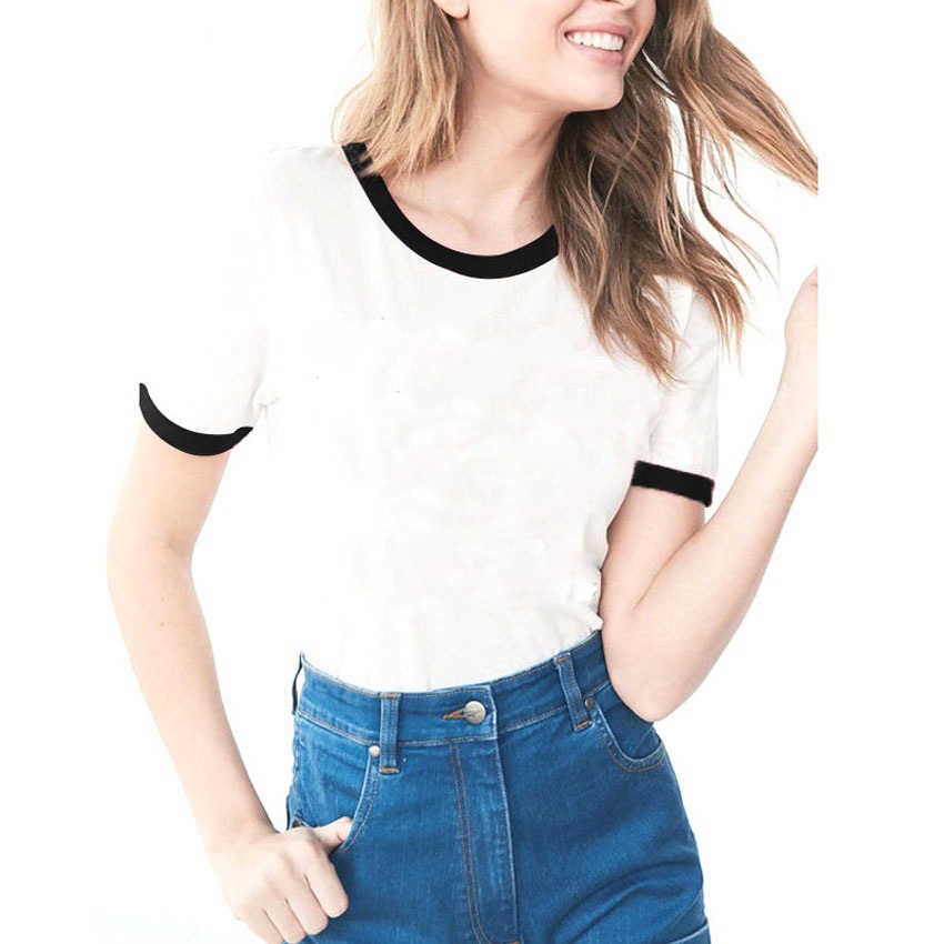 LYTLM ましょう焼くものドリンクホットココアと腕時計クリスマス映画 Tシャツ女性ファッショングラフィックかわいい Tシャツトップ美的かわいいシャツ