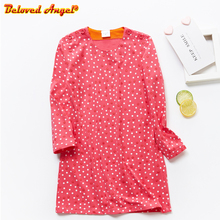 Girl Dresses Kids Long Sleeve Flower Princess Dresses Children Girls Spring Autumn Clothes Party Wedding Outfits Baby Costume baby girls cute floral printed mini dresses spring autumn long sleeve princess lovely dresses kids costume children clothes