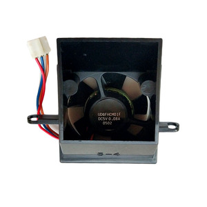 Image 4 - Cooler Fan for Sega Dreamcast DC console cooling Fin Mute
