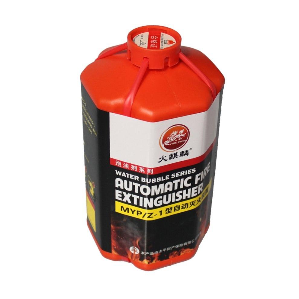 Automobile Fire Extinguisher Foam Automatic Type