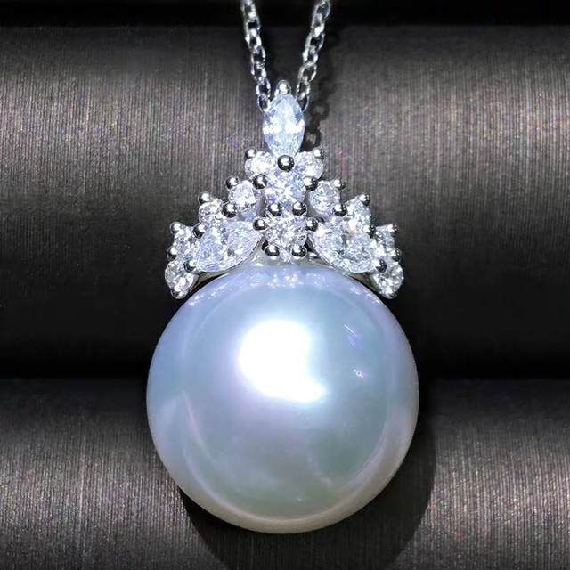 Hot Exquisite Pendant Mounts Pendant Findings Settings Jewelry Parts Fittings Accessories for Pearls, Corals, Jade Beads, Stones