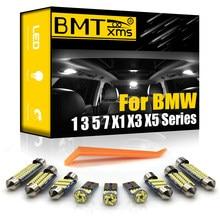 BMTxms dla BMW E87 E82 F20 E36 E46 E90 E91 E39 E60 E61 F10 F11 F01 F02 X1 E84 X3 E83 F25 X5 E53 E70 Canbus LED wewnętrzna lampka