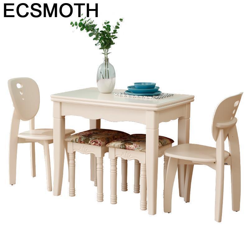 Piknik Masa Sandalye De Jantar Comedores Mueble Kitchen Meja Makan Dinning Set Eet Tafel Comedor Mesa Desk Tablo Dining Table