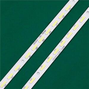 Image 5 - LED TV Illumination Replacement For GRUNDIG G50 LB 9336 50inch LED Bar Backlight Strip Line Ruler V500H1 LS5 TLEM4 LS5 TREM6