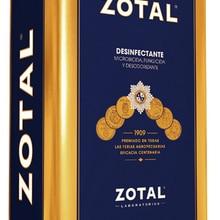 Zotal Microbicida, Fungicida e Desodorizante Desinfectante