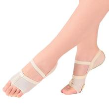 Belly Dance Shoes Supply Heel Protector Breathable Ballet Dance Socks Belly Dancing Foot Thong Toe P