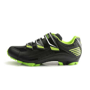 Tiebao MTB Bike Shoes Men Cycling Self-Lock Shoes Skidproof Sapatilha Ciclismo Shoes Triathlon Bicycle Racing Sneakers