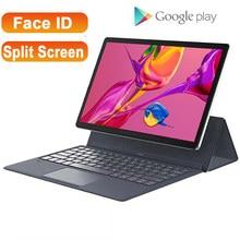 2021 küresel sürüm 2 in 1 Tablet PC 4G dizüstü tabletler 11.6 inç Android Tablet klavye ile MT6797 çocuklar tablet GPS Ultrabook