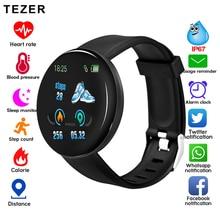 D18 Smart Watch Sleep Tracker Heart Rate Tracker SmartWatch