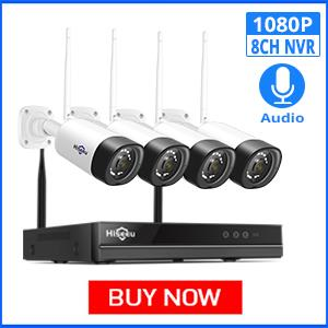 Hbc29e8042d9d4353a0b1bbfe7c494cd7V Hiseeu 8CH Wireless CCTV System 1080P 1TB 4pcs 2MP NVR IP IR-CUT outdoor CCTV Camera IP Security System Video Surveillance Kit