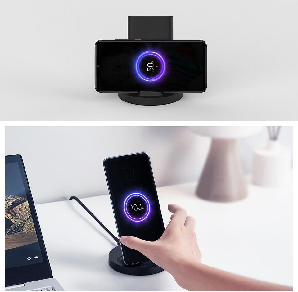 Xiaomi 20W Wireless Charge 4