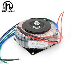 Image 1 - 75VA pure copper Circular Transformer of tube amplifier 75W 190V 0 190V 0.15A 0 6.3V 3A TUBE AMP power supply