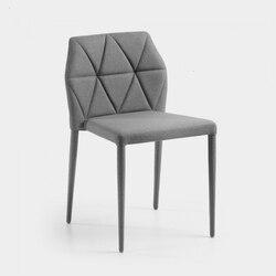 Nórdicos silla a la moda simple moderna silla de negociación Silla de comedor personalizado restaurante creativo