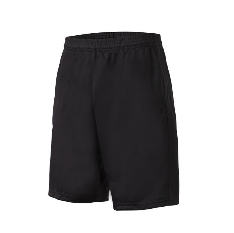 XHS118 Men's Fitness Short Jogging Sports Fitness Shorts Summer Fashion Men's Casual Shorts Elastic Beach Men's Shorts