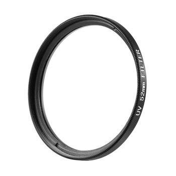 2020 новейший 1 шт Стекло 52 мм 58 мм 67 мм дымка УФ-фильтр Защита объектива с металлической рамкой DSLR SLR DC DV оптовая продажа