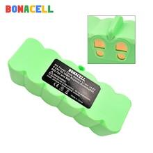 цена на 6400mAh 14.4V Roomba 500 Battery for iRobot Roomba 500 600 700 800 Series Vacuum Cleaner iRobot roomba 600 620 650 700 770 780