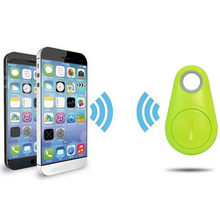Smart finder Key finder Wireless Bluetooth Tracker Anti lost alarm Smart Tag Child Bag Pet GPS Locator itag for Android iOS(China)