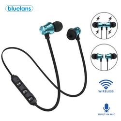 New Wireless Bluetooth 4.2 Earphones Sport Magnetic Stereo Earpiece Fone De Ouvido For IPhone Xiaomi Huawei Honor Samsung Redmi