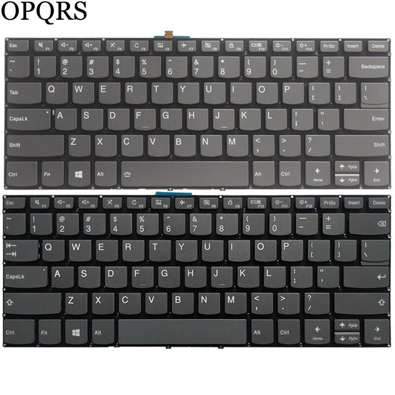 НОВЫЙ США клавиатура для ноутбука Lenovo IdeaPad S340-14 S340-14iwl S340-14api US клавиатура для ноутбука