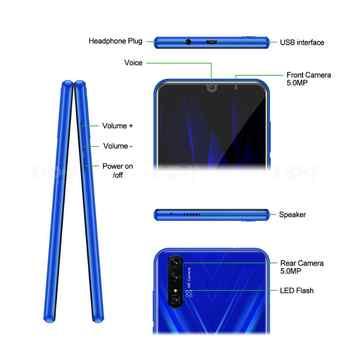 "XGODY 3G Smartphone Android 9.0 6\"" 18:9 QHD Cellphone 2GB RAM 16GB ROM 2800mAh Dual SIM 5MP GPS Wi-Fi Mate X Mobile Phone"