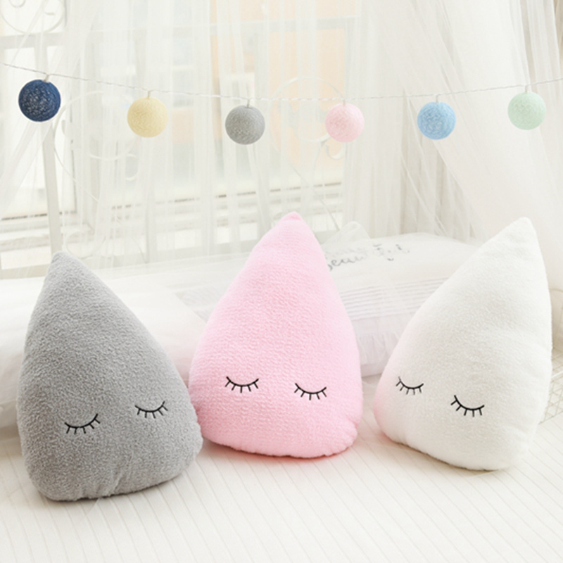 4-Ins-Cloud-Moon-Star-Raindrop-Plush-Pillow-Soft-Cushion-Kawaii-Cloud-Stuffed-Plush-Toys-For-Children