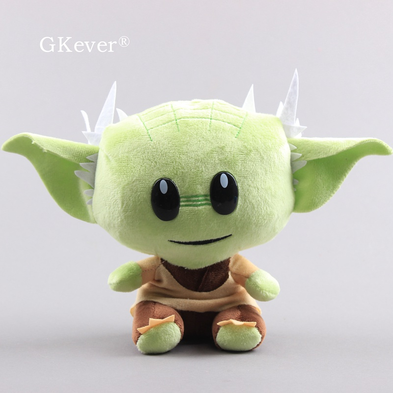 Star Wars MANDALORIAN The Child Baby Yoda Plush Figure Toys Soft Stuffed Dolls Cool Gift 7