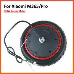 Двигатель двигателя 350 Вт для Xiaomi M365 M365 Pro, 8,5 дюймов, запасные части для электрического скутера