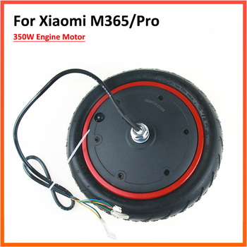 350W Engine Motor For Xiaomi M365 M365 Pro Electric Scooter 8.5 Inch Wheel Replacement Parts