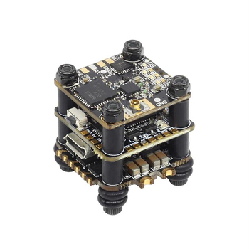 HGLRC FD413 FD413-VTX 16x16 F411 Flight Controller & 13A 2-4S Blheli_S 4 In 1 ESC 25~400mW VTX Stack for Frame Kit for RC Drone