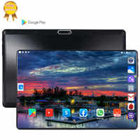 Écran en acier IPS tablette PC 3G Octa Core Google Play The kids tablette enfant 6GB RAM 64GB ROM WiFi GPS tablette 10.1 android 9.0