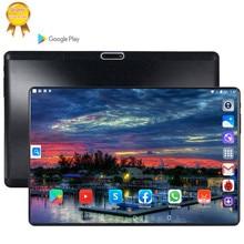Stalowy ekran IPS tablet PC 3G octa core Google zagraj w tabletkę dla dzieci enfant 6GB RAM 64GB ROM WiFi tablet gps 10.1 android 9.0