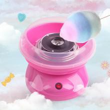 Portable Electric DIY Sweet cotton candy maker Candy Floss Spun sugar machine children girl boy gift EU US Marshmallow Machine