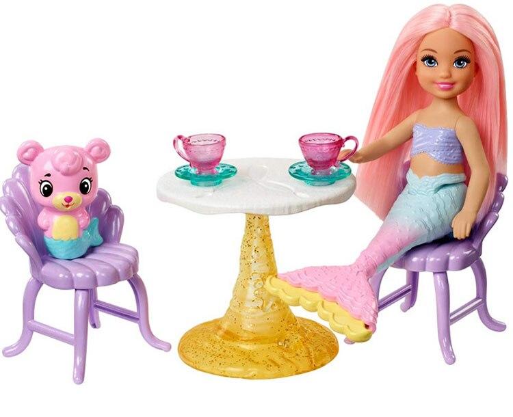 Original Chelsea Club Barbie Dolls 23