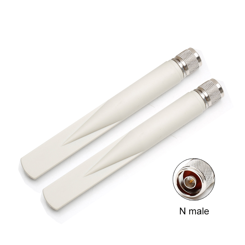 4G Lte 3G GSM GPRS Base Antenna Paddle Type Collapsible Omnidirectional High Gain 9dbi N Male Outdoor Waterproof