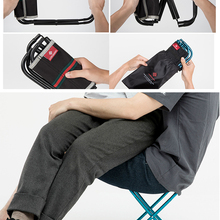 Travel Chair Stool Bench Folding Mare Outdoor Ultra-Light Portable Subway-Train