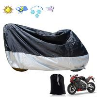 Motorcycle cover L XL 2XL 3XL universal Outdoor UV Protector for Scooter waterproof Bike Rain Dustproof cover