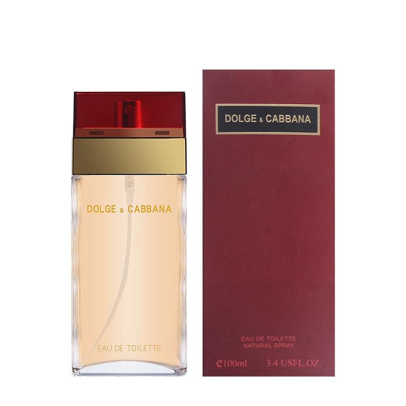 100ml original lady perfume coquettish lady perfume charm life lasting fragrance gift box packaging perfume