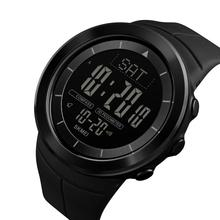 SKMEI 1403 Men's Digital Watch Compass Bracelet Waterproof M