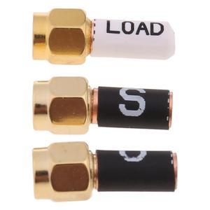 Image 5 - 5pcs/set SMA Calibration Kit RF Coaxial Test Connector Short/Load/Open/Thru Type