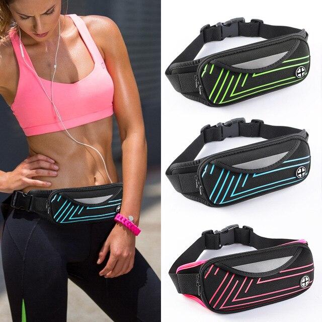 Unisex-Waterproof-Running-Waist-Bag-Sport-Waist-Pack-Mobile-Phone-Holder-Bag-Gym-Fitness-Bag-Sport