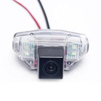 Câmera de backup do estacionamento do carro da visão noturna do reverso do veículo para honda crv 2007 2011/odyssey (chassi RB3 RB4)/crostour/ajuste|Câmera veicular| |  -