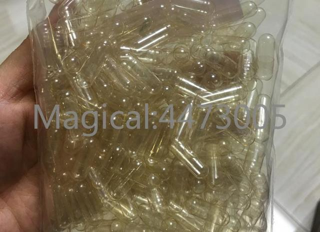 size 0#1#2# 1000 pcs/ lot.transparent colored hard gelatin empty capsules, hollow gelatin capsules ,joined or separated capsules