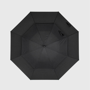 Image 5 - Parachase 135Cm Lange Steel Paraplu Regen Vrouwen Grote Houten Handvat Clear Paraplu Zakenlui Winddicht Double Layer Paraguas