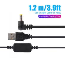 Wire-Power-Supply Radio Yaesu VX-6R VX7R for Vx-6r/Vx7r/Ft60r/.. Walkie-Talkie 5V Usb-Charge