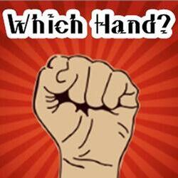 Welke Hand? Goocheltrucs Podium Close Up Magia Guess Hand Munt Magie Gimmick Props Voorspelling Magie Verschijnen Verdwijnen Magica